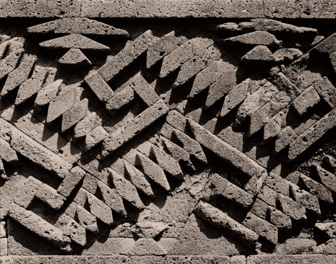 Edward Weston (1886-1958) 'Ruinas de Mitla' 1926