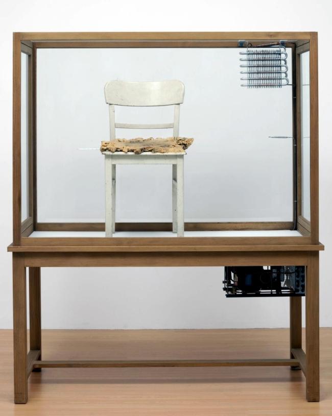 Joseph Beuys. 'Fettstuhl (Fat Chair)' 1964-85