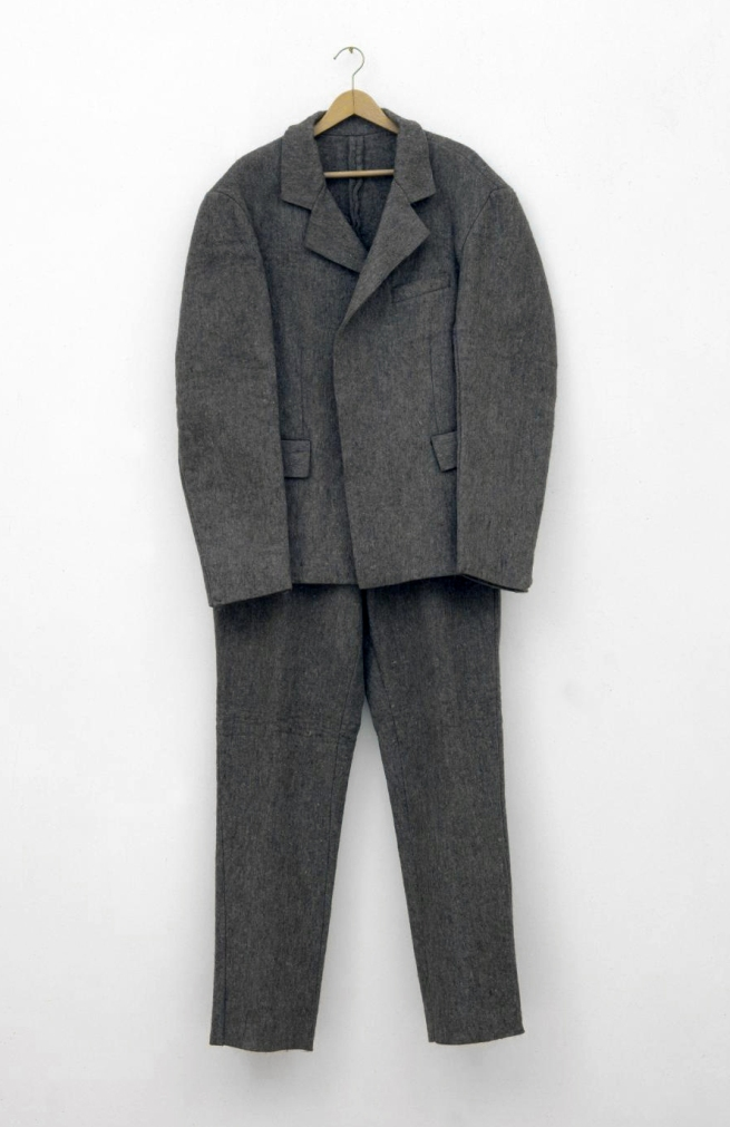 Joseph Beuys. 'Felt Suit' 1970