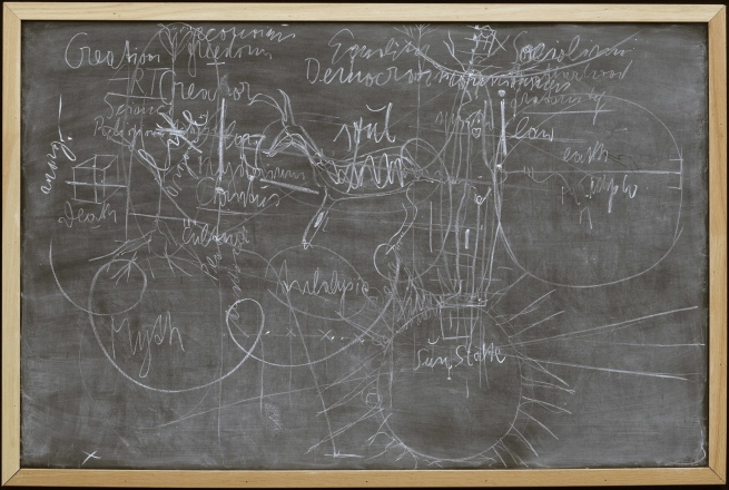 Joseph Beuys (German, 1921-1986) 'Untitled (Sun State)' 1974