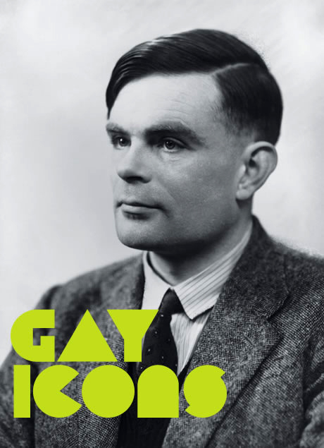 Elliott and Fry. 'Alan Turing' 1951 © National Portrait Gallery, London