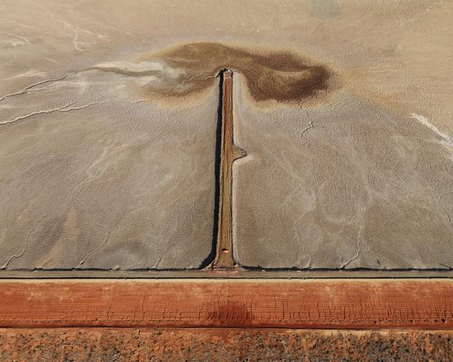 Edward Burtynsky. 'Tailings #1 Kalgoorlie, Western Australia' 2007