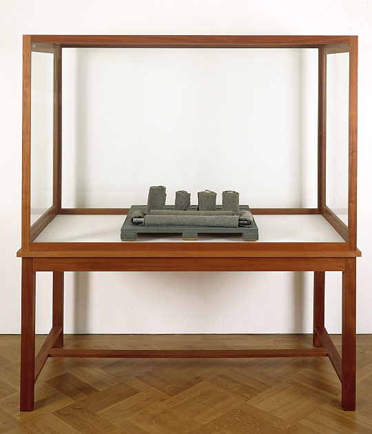 Joseph Beuys. 'Entwurf für ein Filzenvironment [Model for a Felt Environment]' 1964