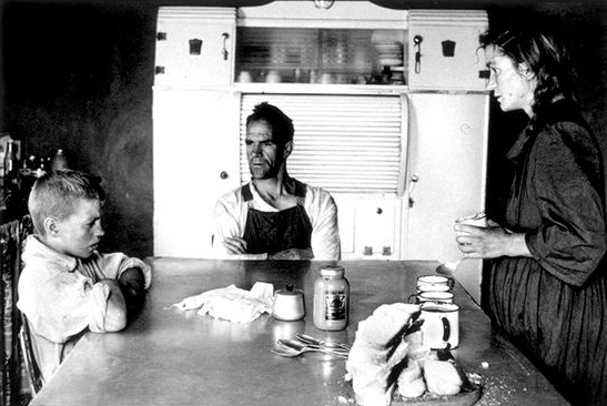 David Goldblatt. 'Family at Lunch' 1962