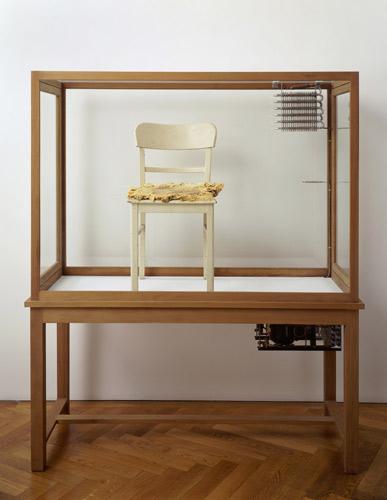 Joseph Beuys. 'Fettstuhl (Fat Chair)' 1964 - 85