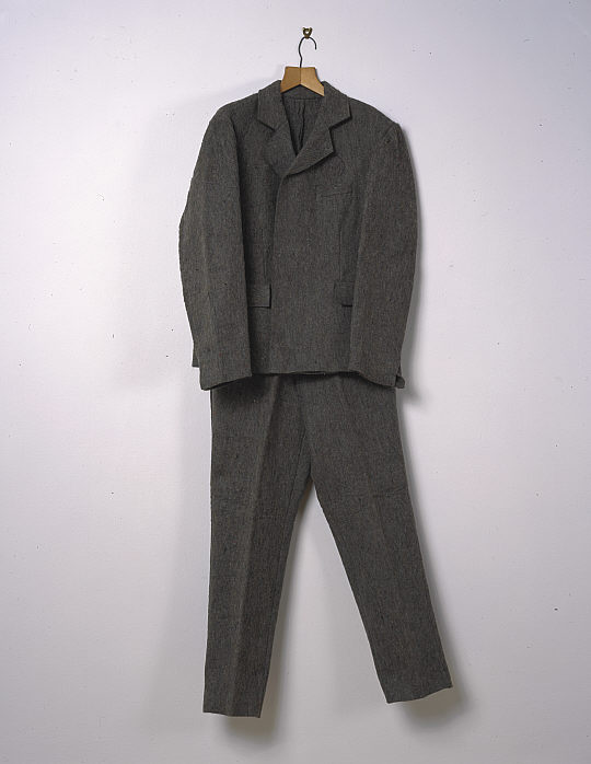 Joseph Beuys. 'Felt Suit' 1970