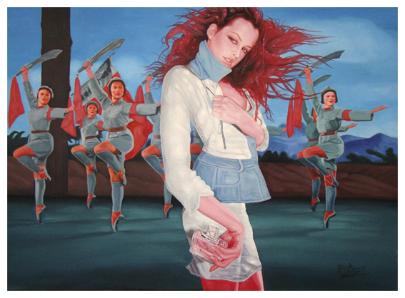 Guo Jian. 'Untitled 3' 2009