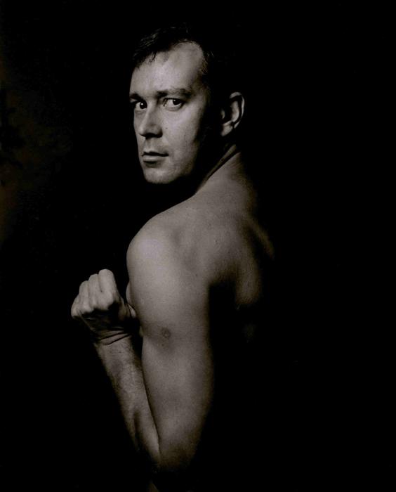 Lewis Morley. 'Joe Orton' 1965