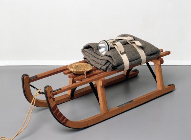 Joseph Beuys(German, 1921-1986) 'Sled' 1969