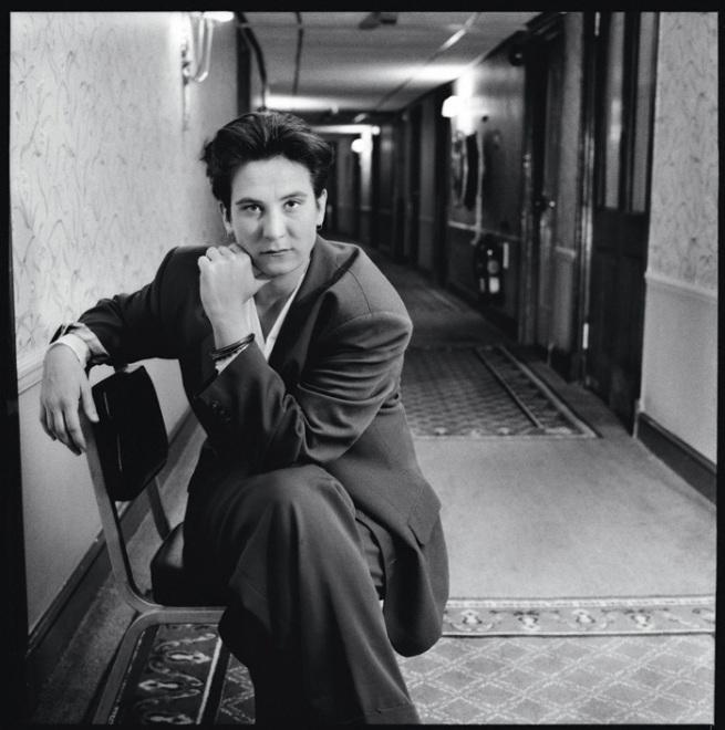 Jill Furmanovsky. 'K.D. Lang, Le Meridien Hotel, London' 1992