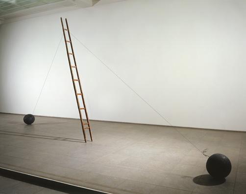 Joseph Beuys. 'Scala Napoletana' 1985