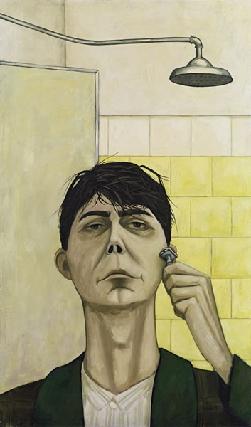 John Brack. 'Self-portrait' 1955