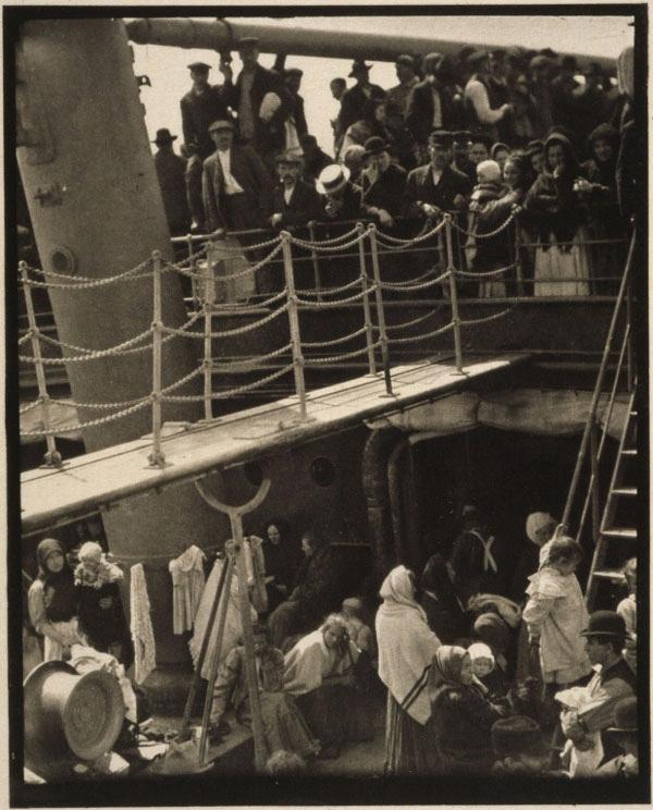 Alfred Stieglitz. 'The Steerage' 1907