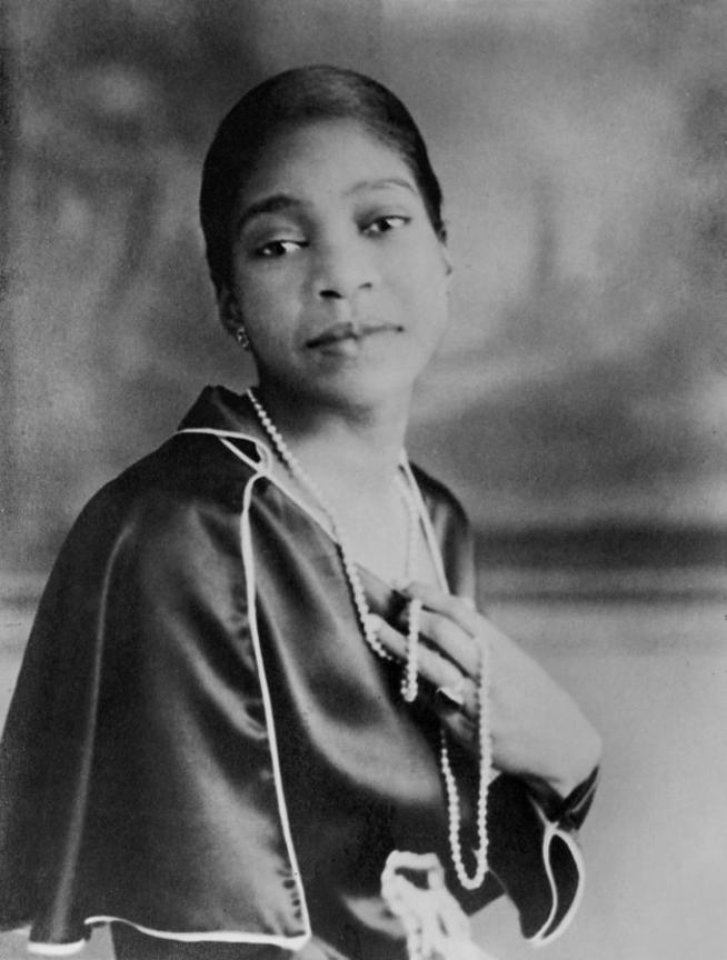 Unknown photographer. 'Bessie Smith' c. 1920s