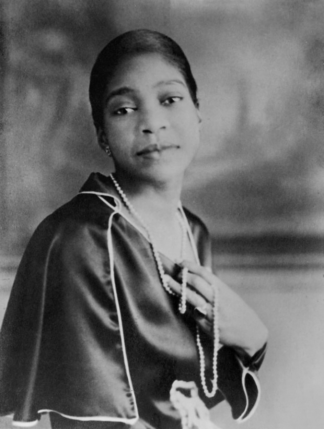 Unknown photographer. 'Bessie Smith' c. 1920s