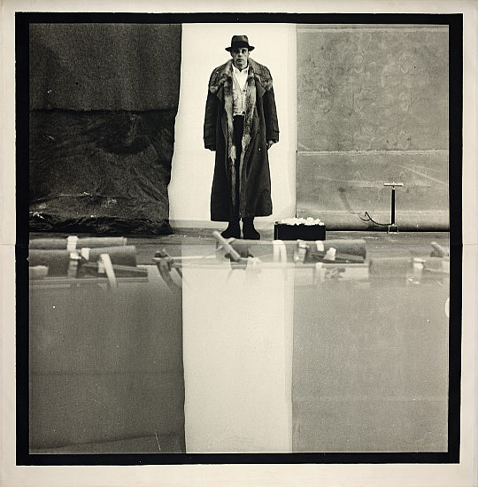 Joseph Beuys. 'Ohne Titel (Untitled)' 1970