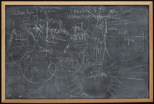Joseph Beuys. 'Untitled (Sun State)' 1974
