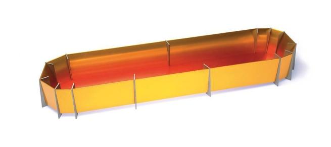Johannes Kuhnen(Australian, born Germany 1952) 'Vessel' 2007