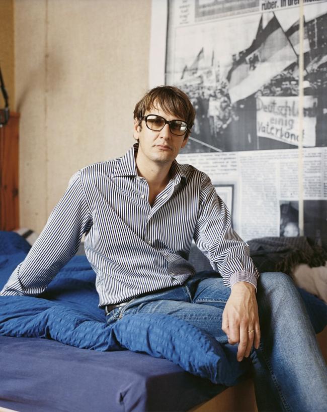 Albrecht Fuchs(German, b. 1964) 'Daniel Richter, Berlin' 2004