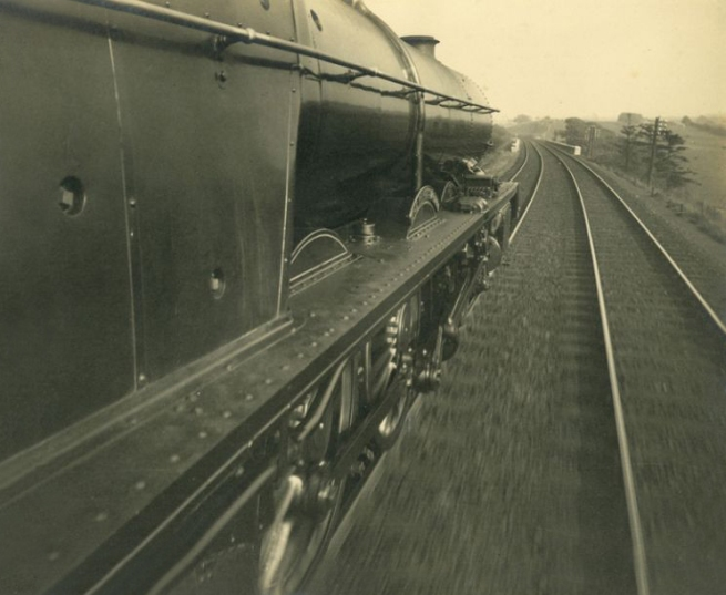 Anonymous photographer (United Kingdom). 'Train' c. 1930