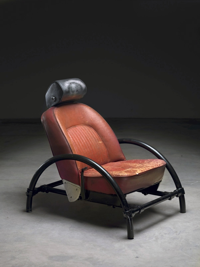 Ron Arad (British-Israeli, b. 1951) 'The Rover Chair' 1981