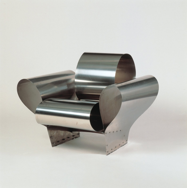 Ron Arad (British-Israeli, b. 1951) 'Well Tempered Chair Prototype' 1986