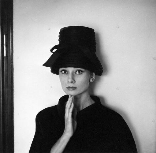 Cecil Beaton. 'Audrey Hepburn' 1960