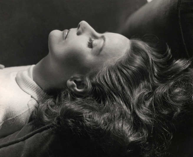 Cecil Beaton (British, (1904-1980) 'Greta Garbo' 1946