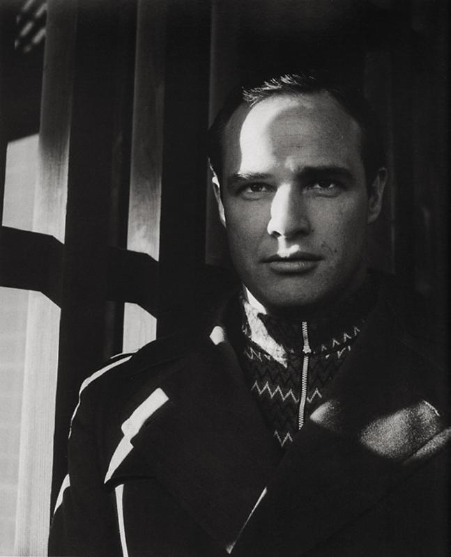 Cecil Beaton (British, (1904-1980) 'Marlon Brando' 1954
