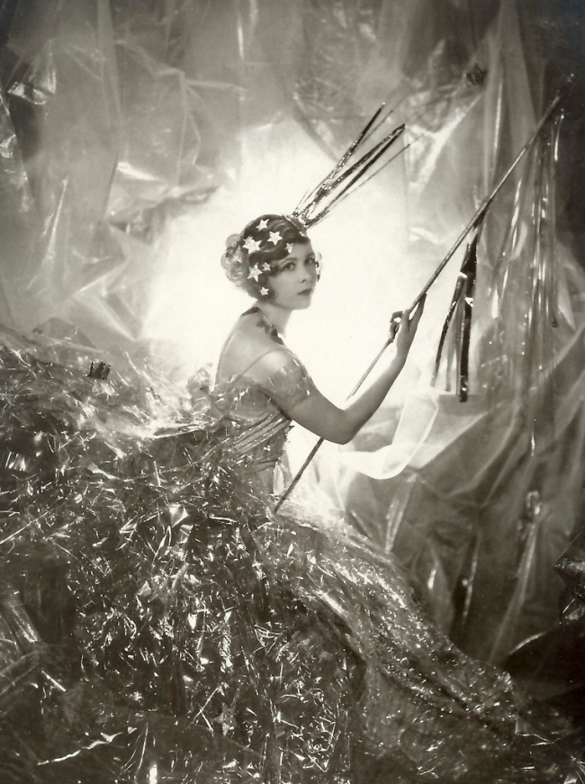 Cecil Beaton (British, (1904-1980) 'Miss Nancy Beaton as a Shooting Star' 1928