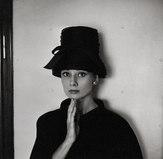Cecil Beaton (British, (1904-1980) 'Audrey Hepburn' 1960