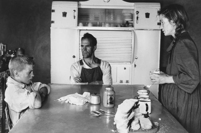 David Goldblatt(South African, 1930-2018) 'Family at Lunch, Wheatlands Plots, Randfontein, September 1962' 1962