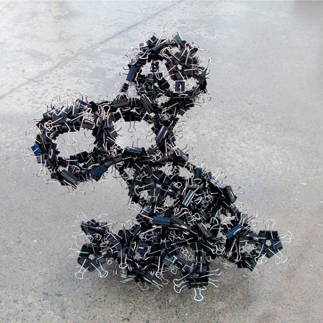 Carl Scrase. 'Fractal Alchemy' (detail) 2009