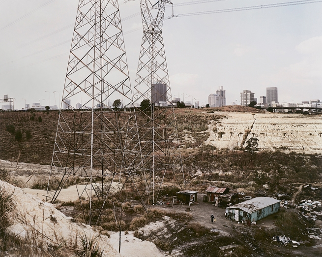 David Goldblatt. 'Johannesburg from the Southwest' 2003