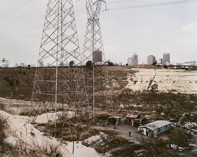 David Goldblatt. 'Johannesburg from the Southwest' 2003