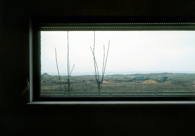 Laurenz Berges. 'Garzweiler' [surface mine] 2003