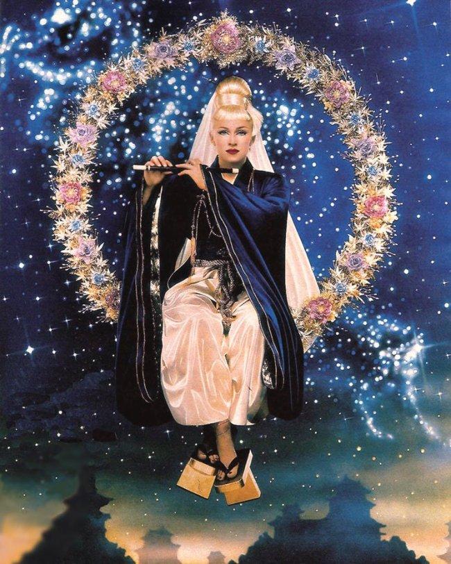 Pierre et Gilles. 'Legend' (Madonna) 1990