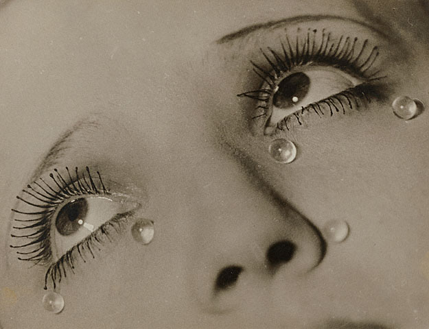 Man Ray. 'Tears' 1930 - 1932