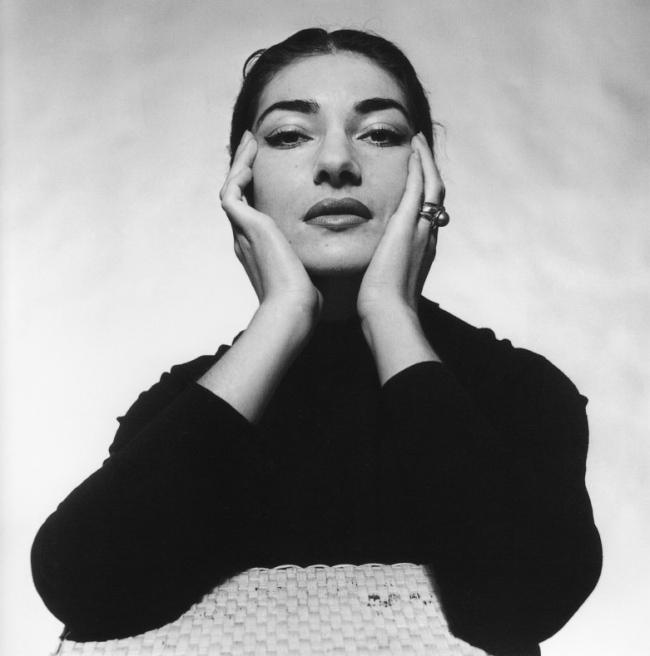 Cecil Beaton. 'Maria Callas' 1957