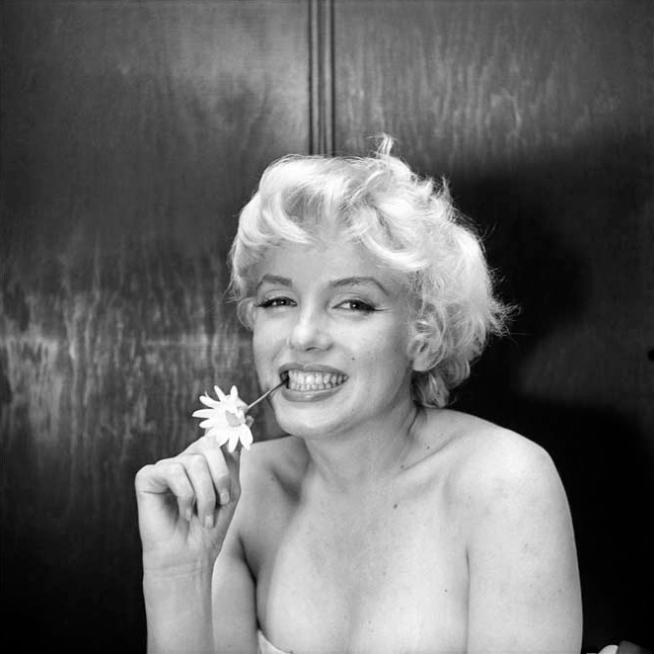 Cecil Beaton. 'Marilyn Monroe, New York, Febraury 22, 1956' 1956