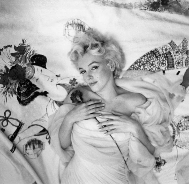 Cecil Beaton, 'Marilyn Monroe' 1956