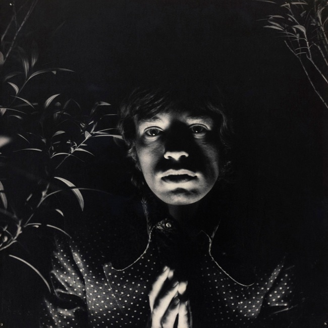 Cecil Beaton. 'Mick Jagger, Marrakesh' 1967