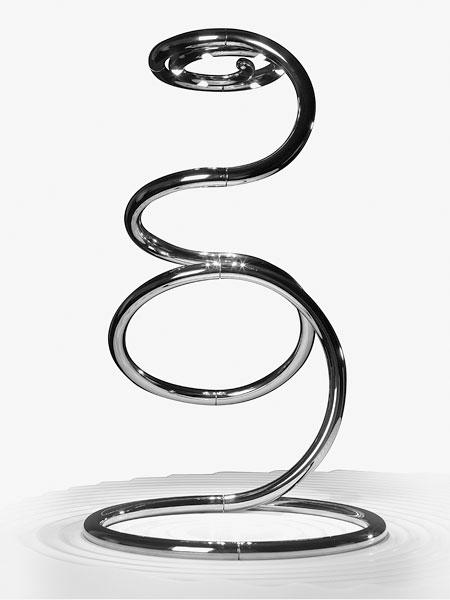 Ron Arad. 'PizzaKobra' lamp 2008