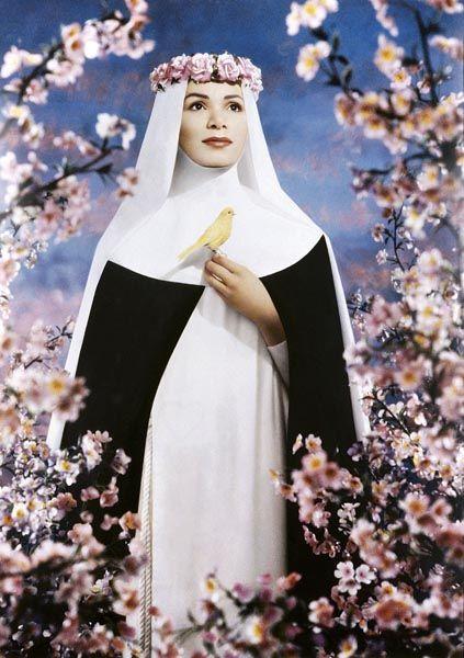 Pierre et Gilles. 'Saint Rose De Lima' 1989