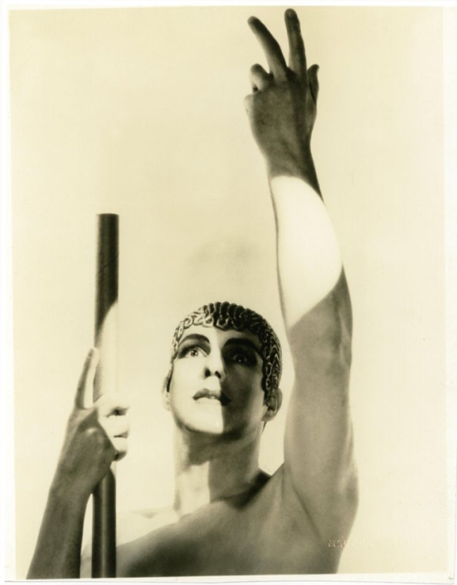 Anonymous. 'The Dancer, Ted Shawn, Boston Dance Theater' 1929