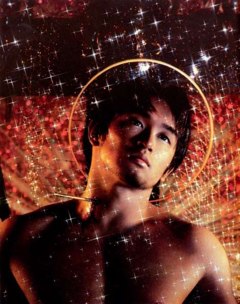 Pierre et Gilles. 'The Martyrdom of St Sebastian' 1996