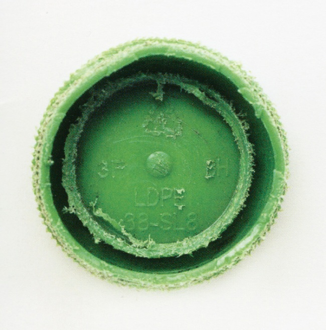 Will Nolan. 'Bottle top #10' 2009
