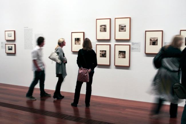 Opening of 'Long Distance Vision' at NGV Australia, Melbourne