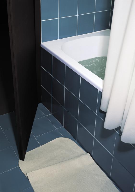 Thomas Demand. 'Bathroom' 1997