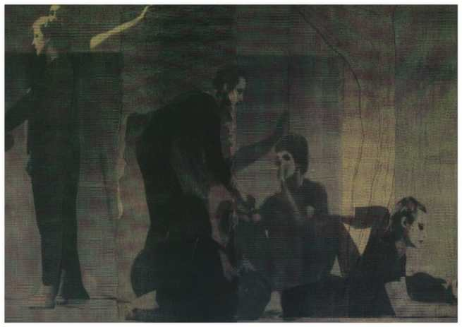 David Noonan. 'Scenes'